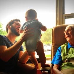 Michael, William, and William