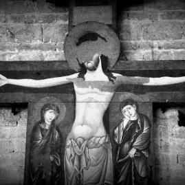Crucifixion. San Miniato 2016.